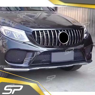 SpeedyParts > Frontgrill GT Kühlergrill für Mercedes Benz GLE (ML) W166 15 - 18