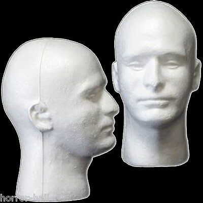 Halloween Costumes Mn (New Prop Building Supplies-MANNEQUIN HEAD-Halloween Costume Mask Wig)