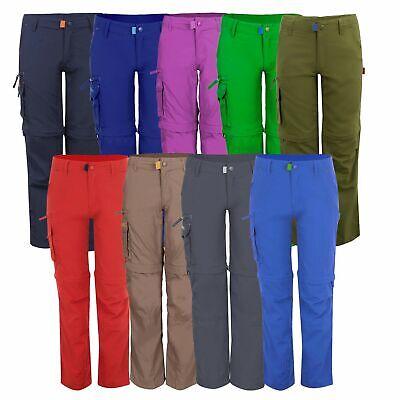 Trollkids Quick-Dry Zip-Off Hose Oppland wasserabweisend Kinder Shorts