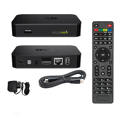 Superview MAG 322w1 Built in wifi Latest Original Linux IPTV/OTT Box Mag322 w1