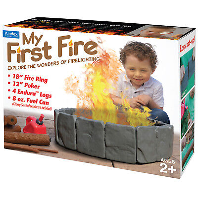 Funny Genuine Fake Prank Gift Box -  My First Fire