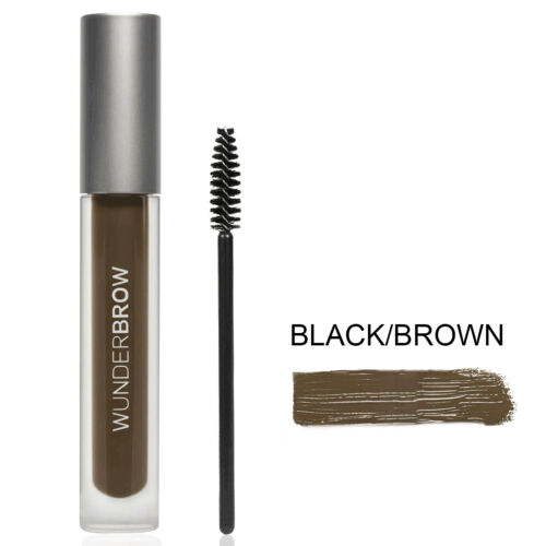 Wunder2 WUNDERBROW Eyebrow GEL Eyebrows in 2 Mins - Black/brown