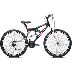 "Men's Mountain Bike 29"" Bicycle Shimano Full Suspension 21 S"