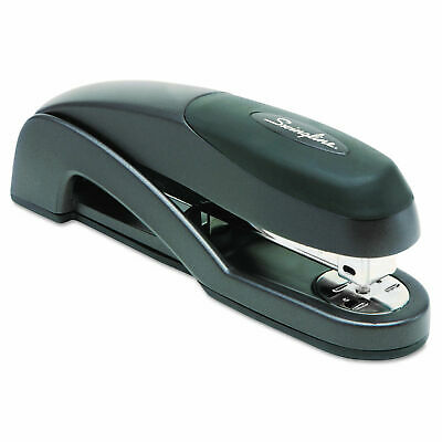 Swingline Optima Full Strip Desk Stapler 25-sheet Capacity Graphite Black 87800