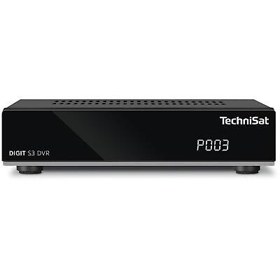 TechniSat Digit S3 DVR HD Sat-Receiver PVR-Aufnahmefunktion SAT Timeshift ISIPRO
