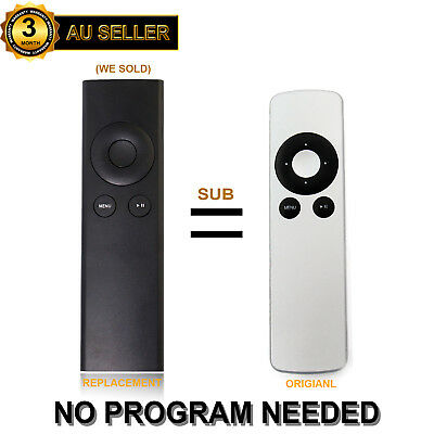 NEW Universal Remote Control MD199LL/A For Apple TV 2 3 Music System Mac (A1378)