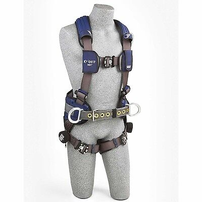 Dbi-sala Exofit Nex Construction Style Positioning Harness
