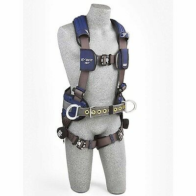 Dbi-sala Exofit Nex Construction Style Positioning Harness