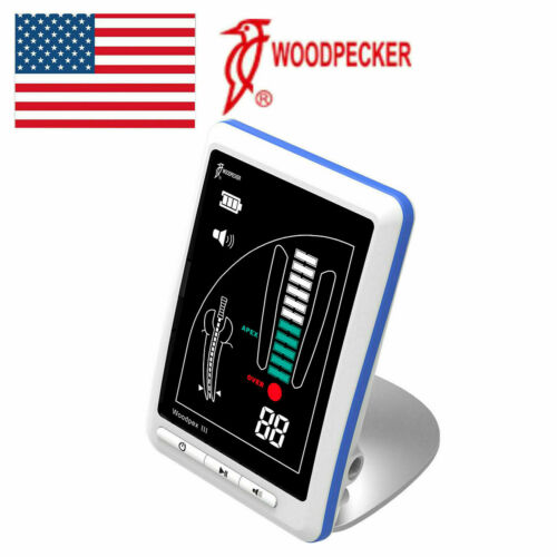 Woodpecker Dental LCD Endodontic Root Canal Apex Locator Finder Woodpex III