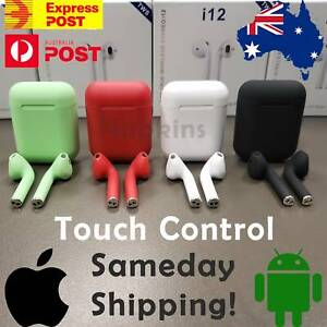 Wireless Bluetooth Earphones Headphone Airpods iphone Samsung Android