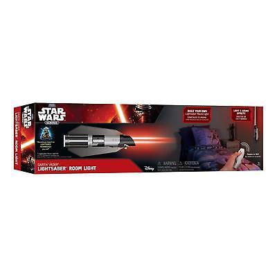 Star Wars Darth Vader Lightsaber Night Light NightLight Lamp Room Red Wall Mount