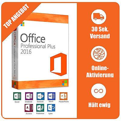 Microsoft Office 365 Pro Plus 5er Acccount PC/MAC/Tab, 5GB OneDrive