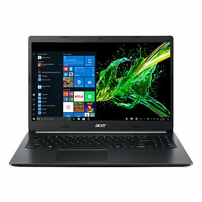 Acer Aspire AMD QuadCore Ryzen 5 3,7GHz 8GB 1TB SSD Radeon Vega 8 Windows 10