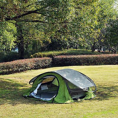Campingzelt Wurfzelt Sekundenzelt Pop Up Zelt 2 Personen Automatisch