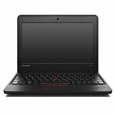 "Lenovo ThinkPad X131e Chromebook 11.6"" LED Intel Celeron Dual Core 1.50GHz"