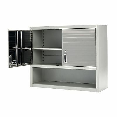 Seville Classics Ultra HD Barrier Tallboy with Widely known Shelf 2-Door Key Incarcerate New Mention