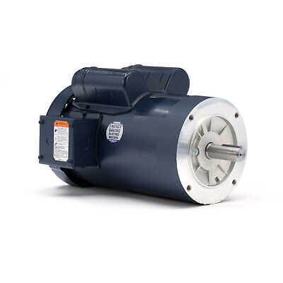 Leeson Electric Motor 120824.00 3 Hp 3450 Rpm 1ph 230 Volt 145tc Frame