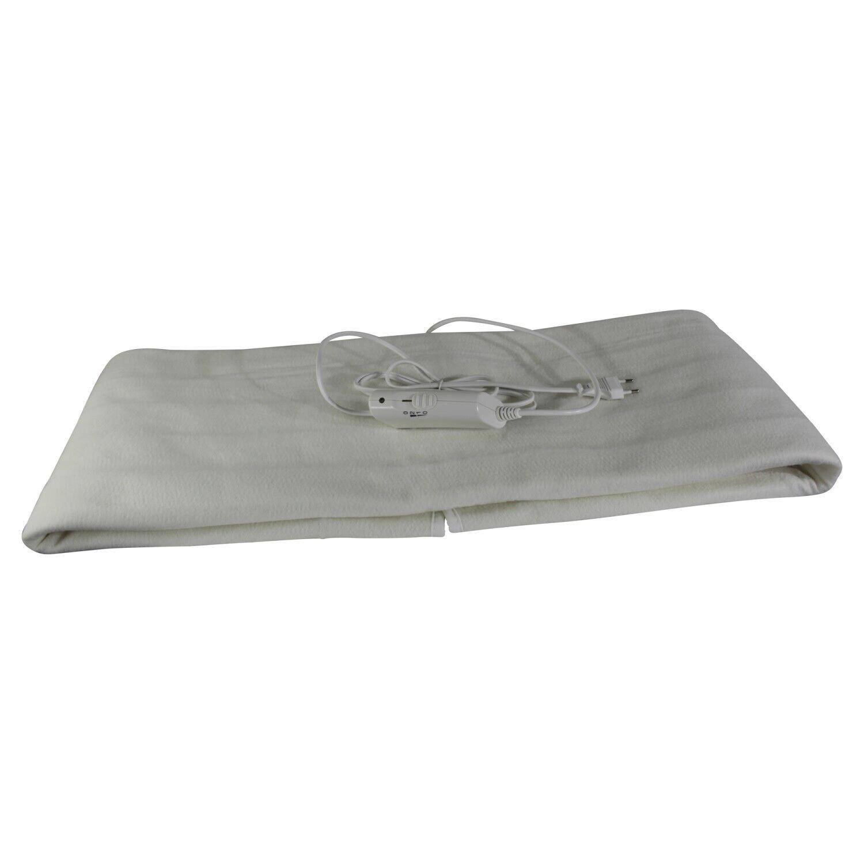 Heiz-Decke elektrische Wärmedecke Abschaltautomatik 150x80 Unterbett waschbar
