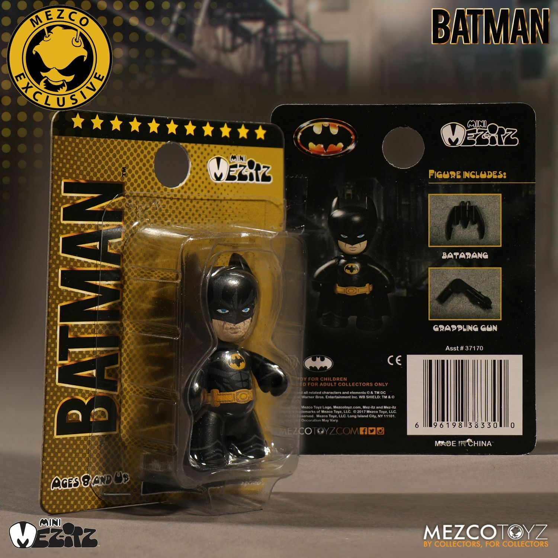 Mezco Toys Batman mini Mezitz SDCC Figure
