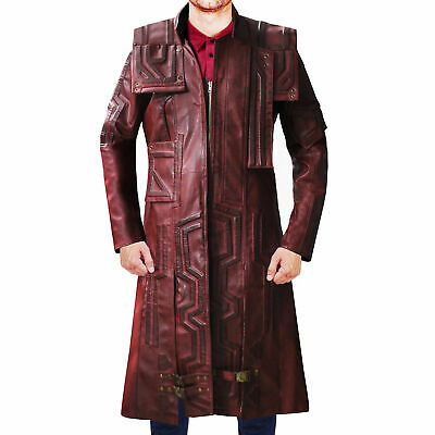 Guardian Of The Galaxy Vol 2 Star Lord Chris Pratt Trench Coat - Best (The Best Offer 2)