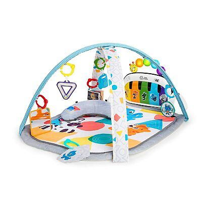 4-in-1 Kickin' Tunes Music and Language Discovery Activity P