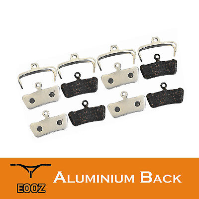 ALUMINUM PLATE DISC BRAKE PADS FIT AVID DB ELIXIR SRAM XX XO LIGHT WEIGHT 10g