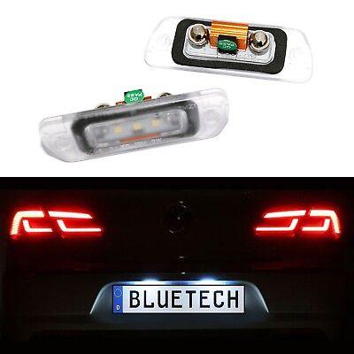 2 St. LED Kennzeichenbeleuchtung Kennzeichen für Mercedes GL KLASSE Mod. X164