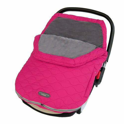 CLEARANCE JJ Cole Baby Infant Toddler Warm Bundleme Footmuff Cosytoes 0-1Y PINK