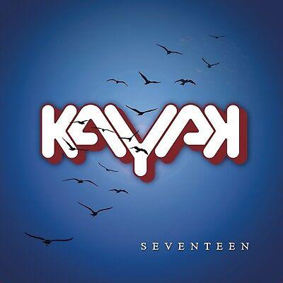 Kayak Seventeen Doble Vinilo LP 180 Gramos + CD Nuevo Sellado