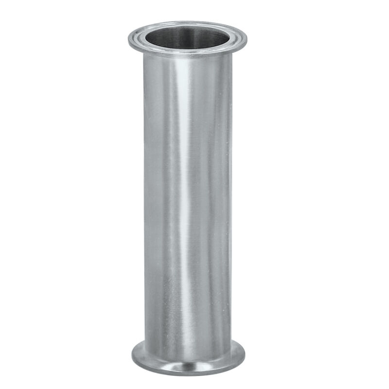 "HFS(R) 2"" Flow Sanitary High Grade Stainless Steel 304 Pipe; Length 12"" 304"