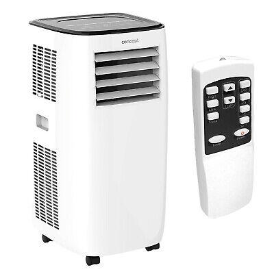 Portable Air Conditioner Unit with Remote 10 000 BTU 2300W Efficient Solid