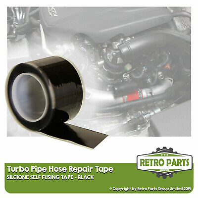 Turbo Pipe/Hose Repair Tape For Tesla. Leak Fix Pro Sealant Black