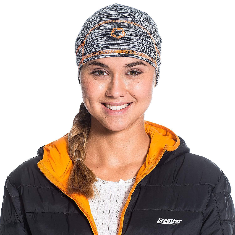 Gregster Outdoor Beanie Mütze Skimütze Laufmütze Herren Damen Unisex Wintermütze