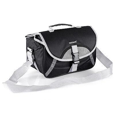 Neewer Large Size SLR DSLR Shoulder Strap Camera Video Bag for Canon Nikon Sony