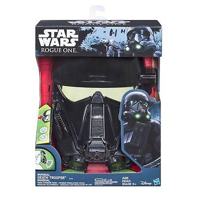 Star Wars Rogue One Imperial Death Trooper Mask Helmet
