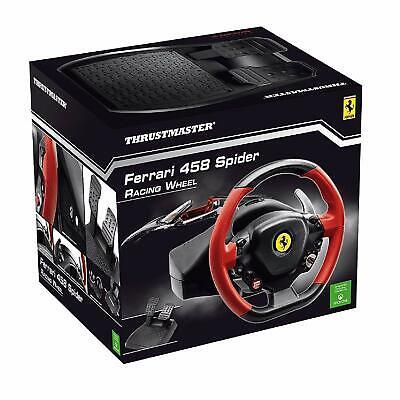 Thrustmaster Racing Wheel Ferrari 458 Spider Edition for Xbox One