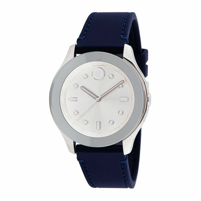 Movado 3600716 Women Bold Silver Quartz Watch