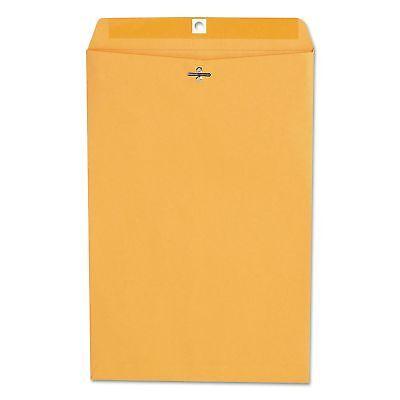 100 Universal 10x15 Clasp Envelopes Mailing Kraft Clasp Manila Catalog Brown 98