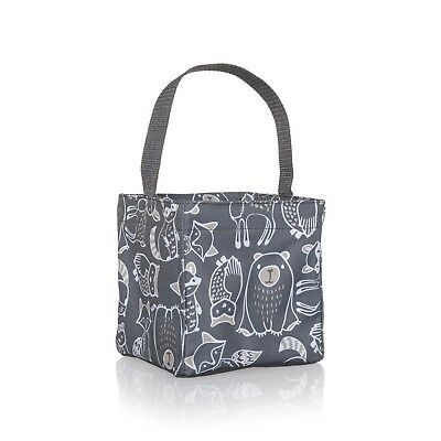 NEW Littles Carry all CADDY TOTE thirty-one 31 NWT FOREST FRIENDS bear fox owl - Owl Tote
