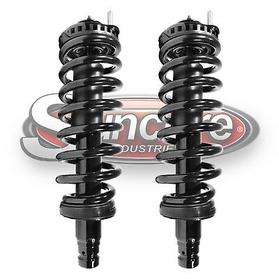 2002-2009 Chevy Trailblazer Front Quick Complete Strut Assembly - Pair