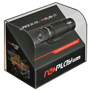 Replay XD 1080p HD HDMI port Action Video Camera XD1080 01-RPXD1080-CS