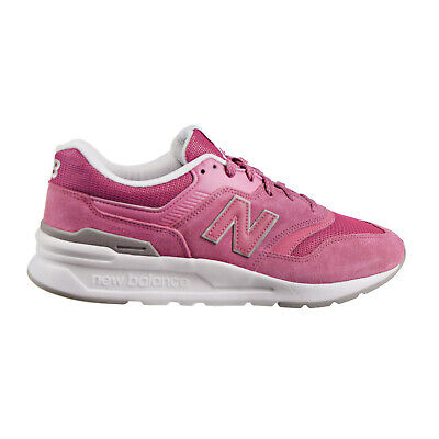 New Balance Classic 997H Men's Shoes Pink-Grey-White CM997HMA