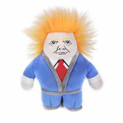 Donald Trump Squeaker Dog toy Dogbite resistance molar toy Squeak Toy for Puppy
