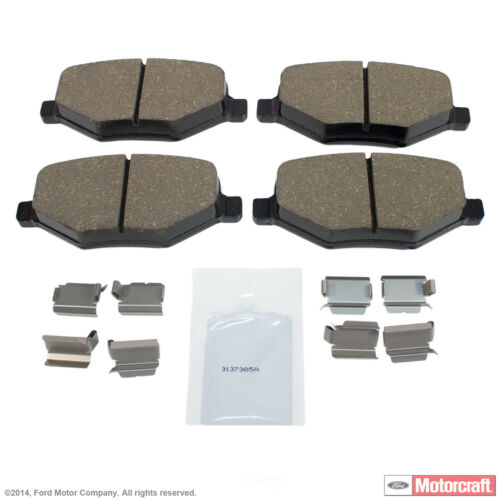 OEM Disc Brake Pad Set-Standard Premium Disc Brake Pad Rear MOTORCRAFT BRF-1040