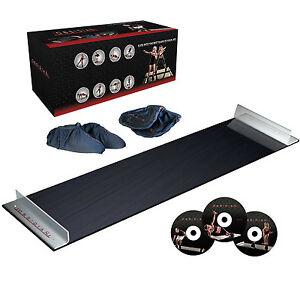 Obsidian Slide Board 5Foot Training for Low Impact High Intensity Workout (Used)
