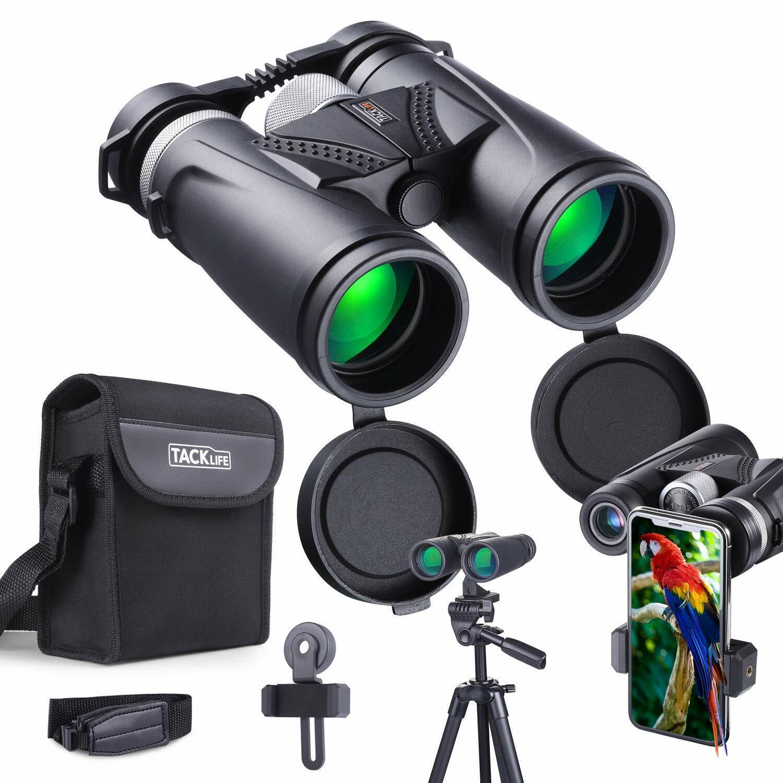 Binoculars Telescope BAK4 Prism with Fully Multi-green Coate