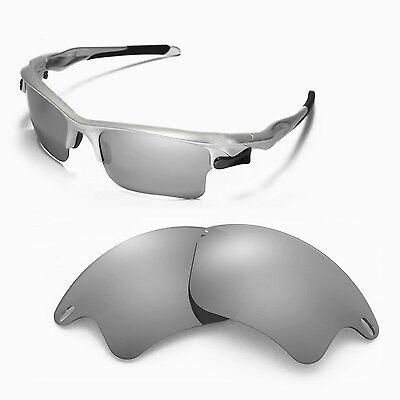 Neu Walleva Titan Ersatzgläser für Oakley Schnell Jacke XL