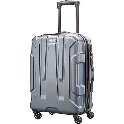 "Samsonite Centric Hardside 20"" Carry-On Luggage, Blue Slate"