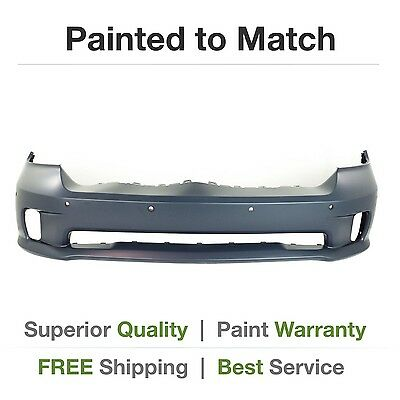 NEW 2014 2015 DODGE PICKUP RAM R1500 Front bumper w/Sensor Painted CH1000A12