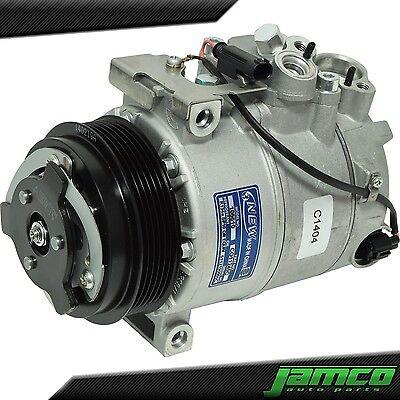 (New AC Compressor A/C for Mercedes Benz C320 E320 E550 G500 ML350 SLK280 SLK350)